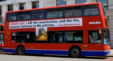 Jesus Said Bus2