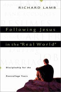 Following Jesus - Richard Lamb