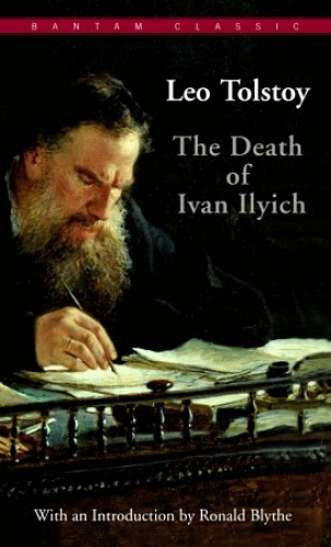 the death of ivan illyich essay Summary the death of ivan ilyich essaysthe short story, the death of ivan ilych, written by leo tolstoy, is about the reactions of a man and his friends to his.
